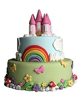Rainbow Cakes Doncaster
